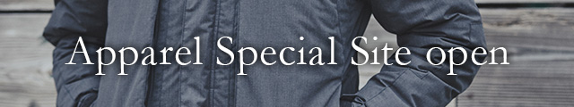 Apparel Special Site open